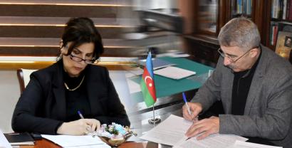 Dövlət Tərcümə Mərkəzi ilə Ukrayna Milli Yazıçılar Birliyi arasında Memorandum imzalandı