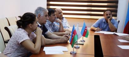 ASTC hosts a round table dedicated to Imadeddin Nasimi