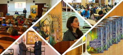 Nasimi's Poetry Collection Launched in Zhytomyr and Poltava