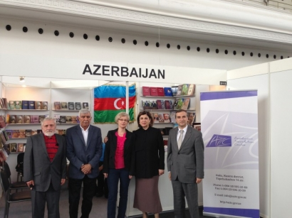 Azerbaijan attends 21st International Book Fair in Prague