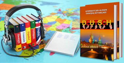 Vyšla Ázerbájdžánsko-německá konverzace