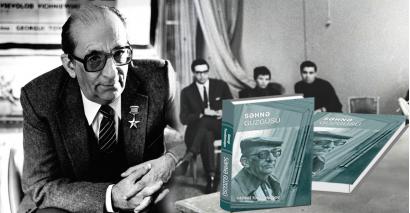Das Buch von Georgy Tovstonogov ist zum ersten Mal in Aserbaidschan erschienen