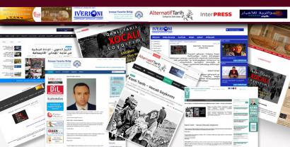 «تاریخ خونین – قتل عام خوجالی» در رسانه های جمعی جهان