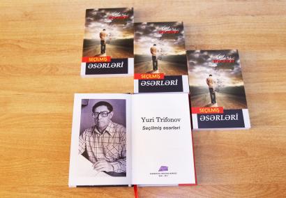 Vydán Výběr z díla významného ruského spisovatele Jurije Trifonova