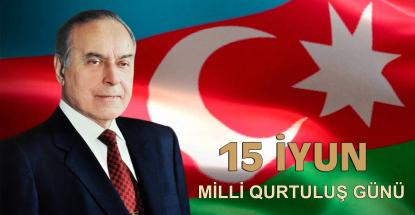 15 de junio – Día de Salvación Nacional del Pueblo de Azerbaiyán