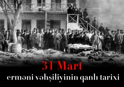 The Day of Genocide of Azerbaijanis