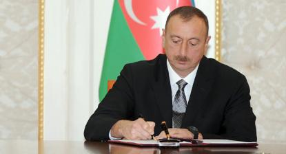 Azərbaycan dilinin elektron məkanda daha geniş istifadəsinin təmin edilməsi ilə bağlı Azərbaycan Respublikası Prezidentinin Sərəncamı