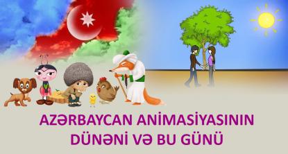 El ayer y el hoy de la animación de Azerbaiyán