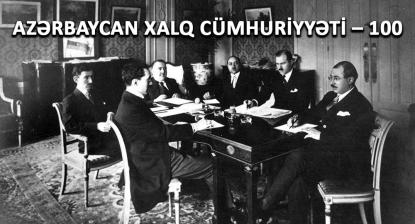 28 Mayıs 1918 Senesinden Başlayan Bağımsızlık Yolu