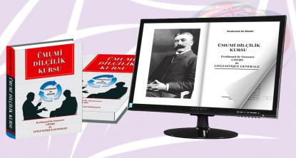 """Ferdinand de Sössürün """"Ümumi dilçilik kursu"""" əsərinin onlayn versiyası oxucuların ixtiyarına verildi"""