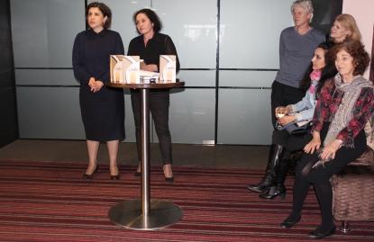 Tercüme Merkezi Yayımı Candles Londra'da Tanıtıldı