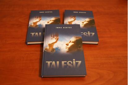 Der berühmte Roman von Imre Kertész auf Aserbaidschanisch