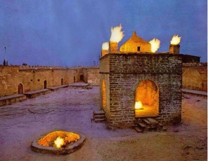مكان العبادة  للزرادشتيين