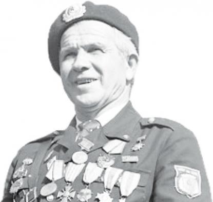 Азербайджанская легенда французского Сопротивления