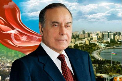 Arquitecto y fundador de la moderna Azerbaiyán