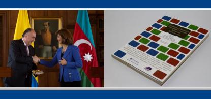 Sbírka ázerbájdžánských a kolumbijských básní (Antologie) byla prezentována v Kolumbii