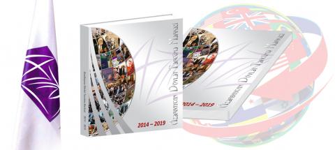 """Der Katalog mit dem Titel """"Staatliches Übersetzungszentrum – 2014 – 2019"""" wurde veröffentlicht"""