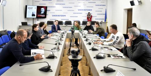 Kiev'de Nesimi Gazellerinin Tanıtım Etkinliği Düzenlendi