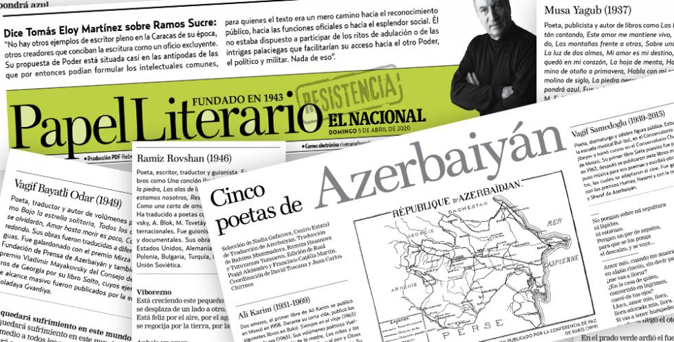 Azerbaycan Şiiri Venezuela Basınında