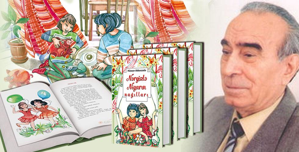 """Vyšla kniha """"Pohádky o Nargiz a Nigar"""""""