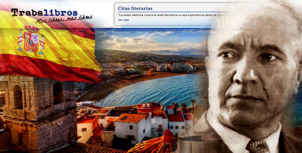 Tvorba Mira Džalala je na španělském literárním portálu