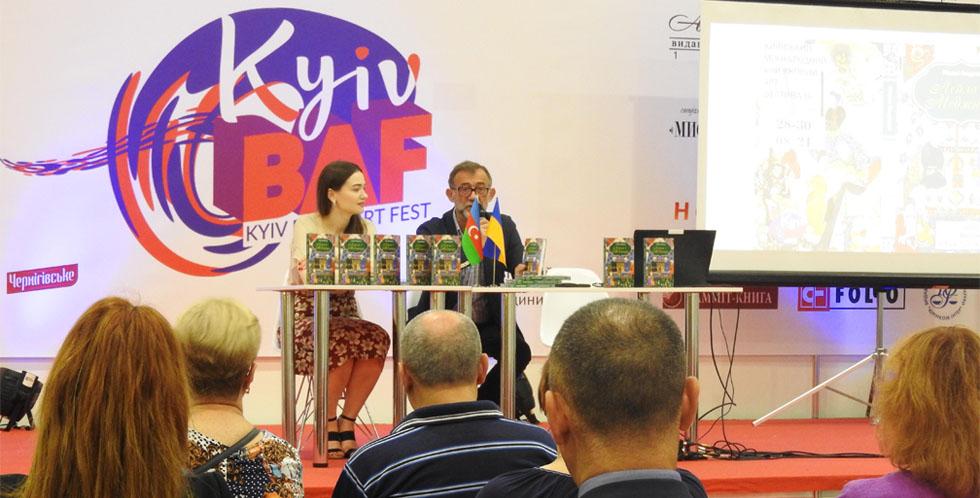 """""""Lajlí a Madžnún"""" je na Mezinárodním knižním festivalu"""